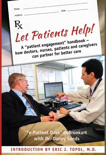 Let Patients Help cover