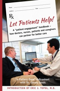 Let Patients Help front cover