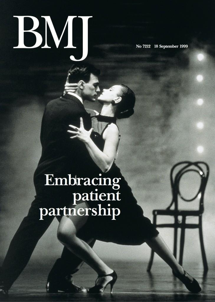 BMJ Tango cover, Sept 18 1999