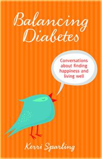 Balancing Diabetes cover
