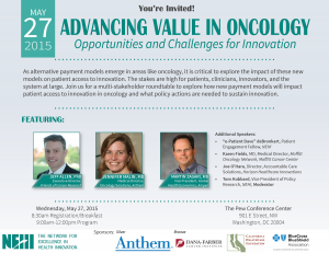 Oncology event invitation