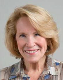 Dr. Molly Coye headshot