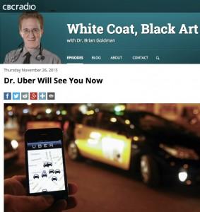 White Coat Black Art screen grab