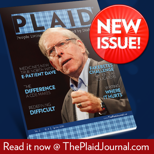 PLAID Journal cover