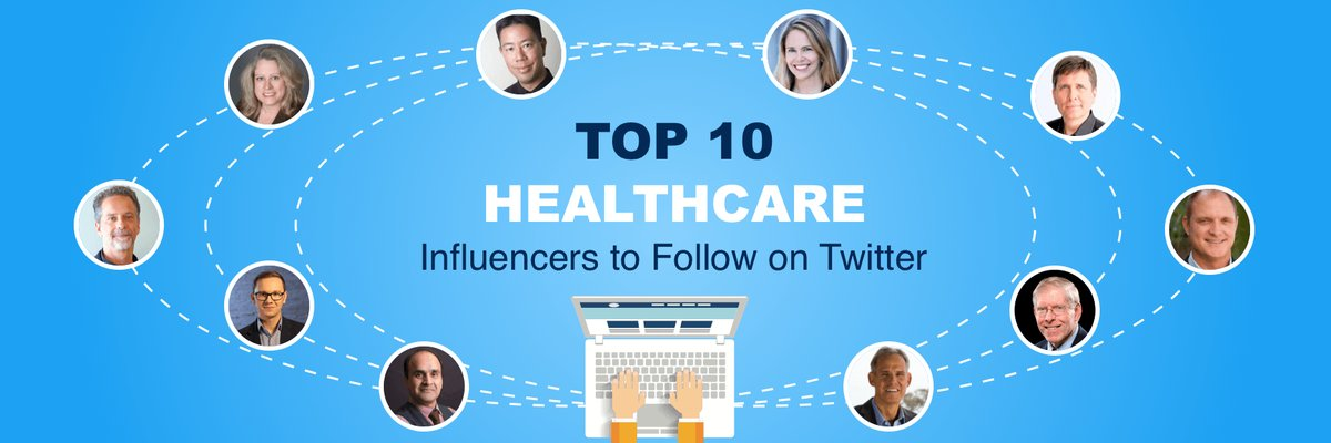 top ten influencers to follow